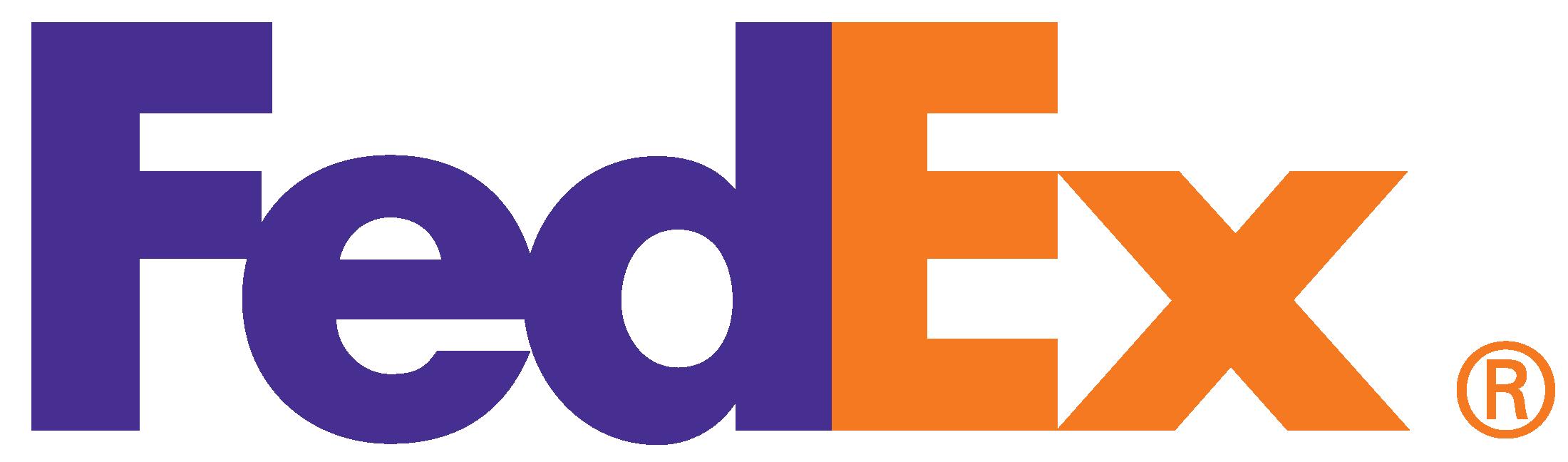 FedEx póstdreifingafyrirtækið skartar snjöllu einkennismerki. Þar má sjá ör á milli bókstafanna E og X til að tákna hreyfingu og dýnamík fyrirtækisins.