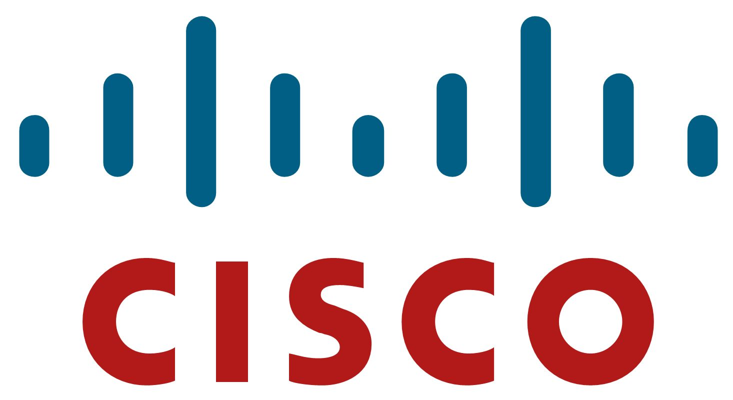Tölvufyrirtækið Cisco var stofnað í San Francisco, og þaðan er nafn fyrirtækisins dregið. Auk þess má sjá hvernig lóðréttu línurnar í einkennismerkinu eiga að standa fyrir hina sögufrægu brú Golden Gate.