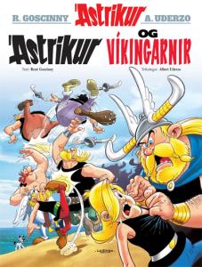 Ástríkur, cover (1)