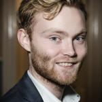 Stefán Rafn Sigurbjörnsson, fyrrverandi formaður Ungra jafnaðarmanna.