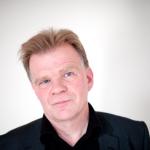 Einar Már Guðmundsson rithöfundur.