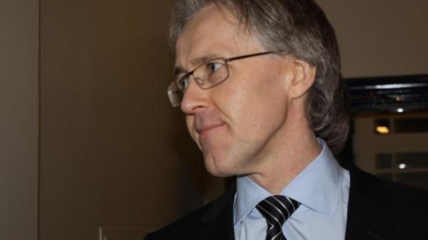 Jóhannes Rúnar Jóhannsson situr í slitastjórn Kaupþings.