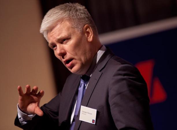 Steinþór Pálsson er bankastjóri Landsbankans.