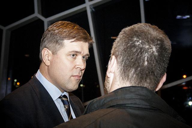 Bjarni Benediktsson, fjármála- og efnahagsráðherra, gagnrýndi skattrannsóknarstjóra í viðtali við RÚV um helgina.