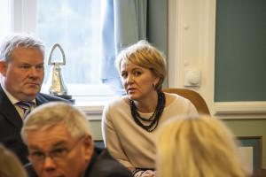Hanna Birna Kristjánsdóttir, fyrrum innanríkisráðherra.