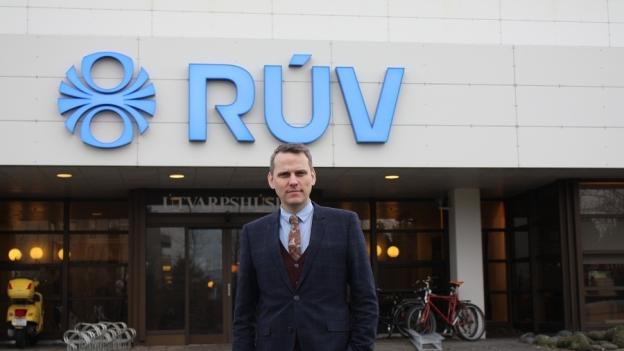 Magnús Geir Þórðarson tók við sem útvarpsstjóri í mars 2014.