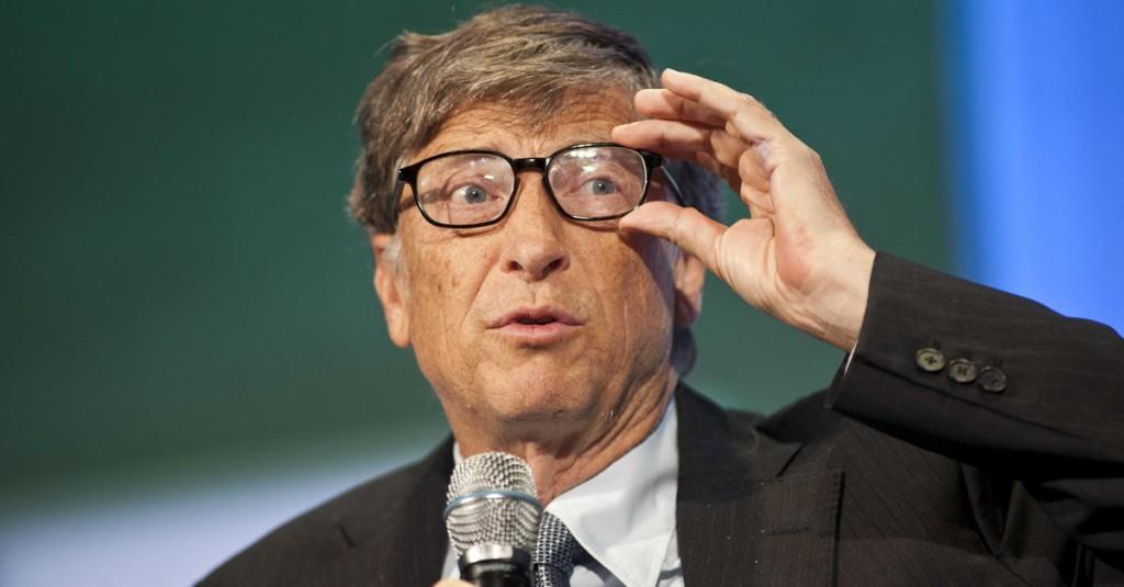 Bill Gates er, enn og aftur, ríkasti maður heims.