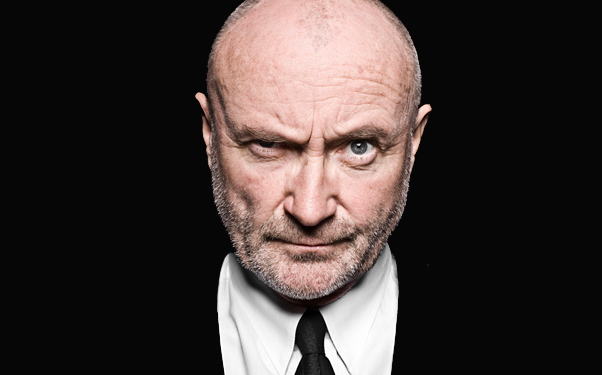 Phil Collins, tónlistmaðurinn þekkti, er einn þeirra sem skaut háum fjárhæðum undan skatti með hjálp HSBC.