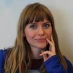 Þorbjörg Sandra Bakke,  Meistaranemi í hagnýtri siðfræði með BS í náttúrufræði og BA í stjórnmálafræði.