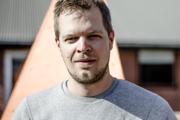 Anders Wahrén, tónlistarstjóri Hróarskelduhátíðarinnar. Mynd: Julie Hjort
