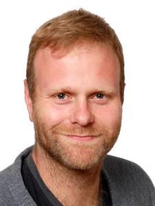 Kolbeinn Óttarsson Proppé, blaðamaður Fréttablaðsins.