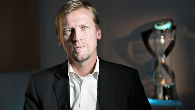 Geir Þorsteinsson, formaður KSÍ, skrifaði pistil í síðustu viku sem vakti töluverða athygli. MYND:UEFA.COM