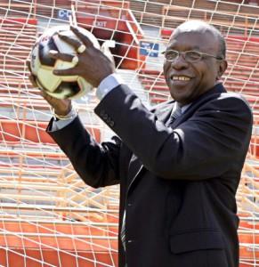 Jack Warner, fyrrum varaforseti FIFA.