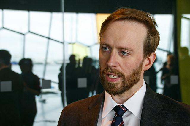 Sigurður Hannesson.