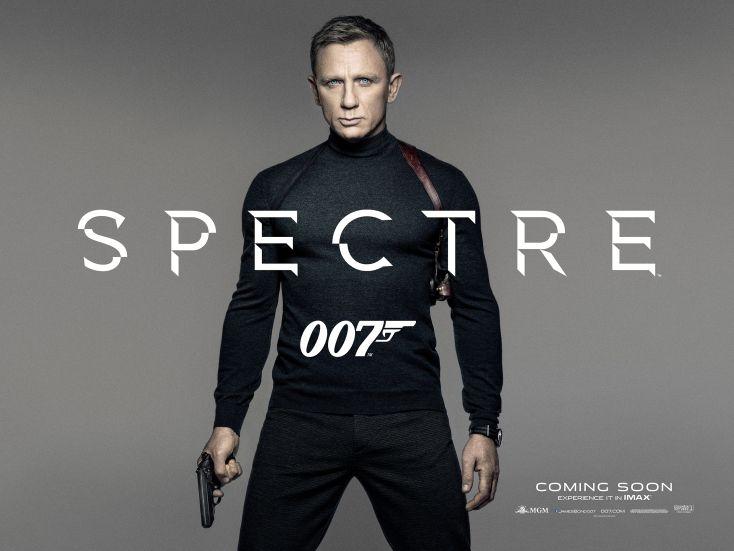 Aðdáendur kvikmyndanna um James Bond bíða spenntir eftir að berja nýjustu myndina um njósnarann augum.
