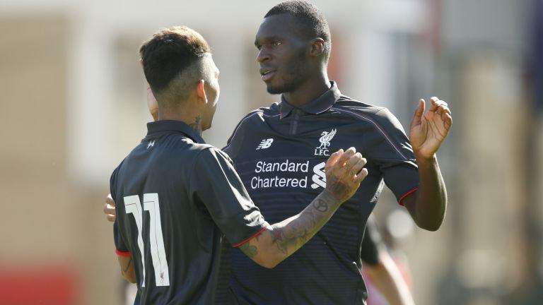 Liverpool eyddi rúmlega 32 milljónum punda í Christian Benteke.